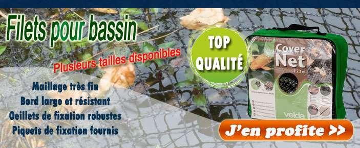 Animabassin animalerie en ligne discount produits et for Bache epdm blanche